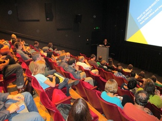 Audience at SIFF