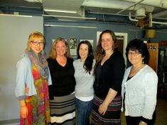 The staff of Washington Filmworks