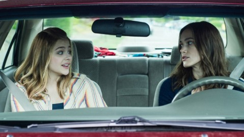 Keira Knightley and Chloë Grace Moretz star in Lynn Shelton's locally shot feature.