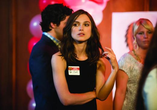 Keira Knightley stars in Lynn Shelton's latest Seattle-set project.